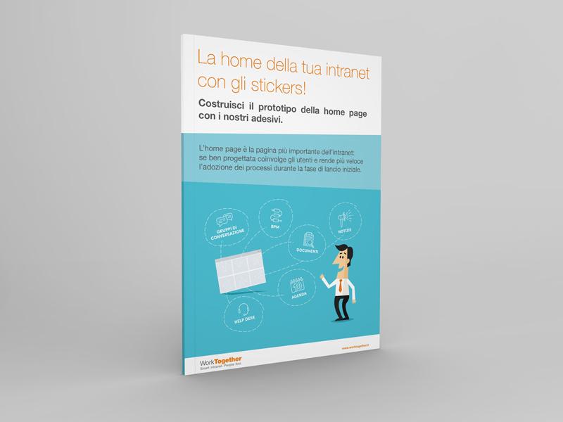 Kit per creare l'home page dell'intranet